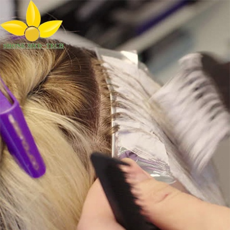 Hair Salon Used Aluminum Paper Roll for Hair Color