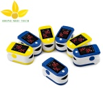 Fingertip Pulse Oximeter, Pulse Monitor